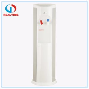 Panel de acero inoxidable dispensador de agua de refrigeración del compresor con bloqueo para niños