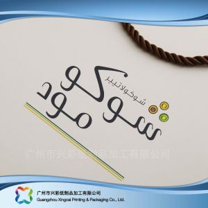 Настраиваемые бумажный мешок для косметических продуктов по одежде подарок духи (xc-bgg-006)