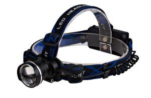 高い発電1000の内腔再充電可能なT6 LEDのヘッドランプのキャンプのヘッドライト