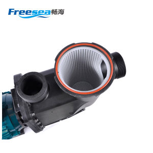 A piscina da fábrica de China bombeia o motor