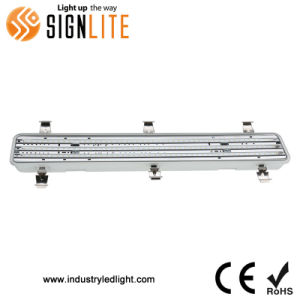 Fabrik Großhandels-IP65 imprägniern 40W IP65 lineares LED Licht des Dampf-Tri Beweis-mit TUV-Fahrer