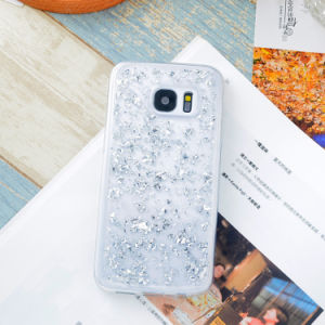 Bling Sparkle Glitter TPU souple de protection pour téléphone Samsung