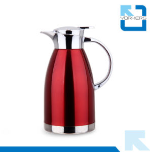 ペンギンの形ヘッド201ステンレス鋼の真空のコーヒー鍋及びやかん