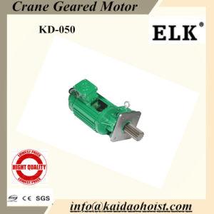 0,37 kw motoréducteur de grue avec tampon