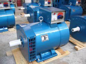 Generatore a tre fasi dell'alternatore di Stc-7.5 7.5kw