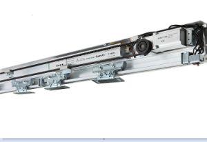 Operador Automático de Puerta de Radar de Alameda de Compras 150kg (certificación del CE)
