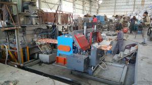 Grande máquina para 200kg Billet Máquina de fundição de cobre