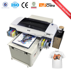Stampatrice ad alta velocità della maglietta