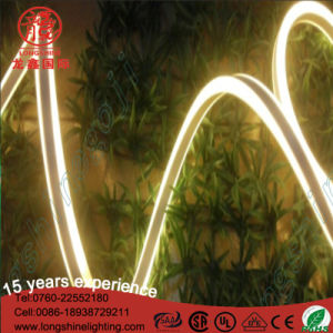 Indicatori luminosi al neon flessibili impermeabili della flessione dell'indicatore luminoso laterale LED del LED SMD 2835 12V 220V doppi