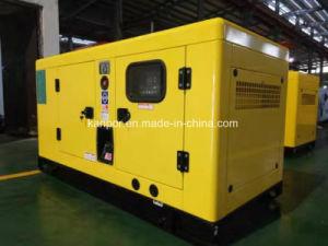 De Uitvoer van Jenerator naar de Diesel Power Electric Stille Generator van Turkije Weifang 108kw/135kVA Ricardo Series