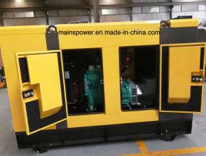 40kVA 32kw super silencioso Gerador Diesel Cummins de geração de energia