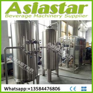 Sistemi stabili di purificazione dell'acqua del filtrante di acqua minerale di capienza