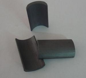 Жесткий постоянного плиткой ферритовый магнит