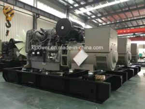 50Hz 650kVA Dieselgenerator-Set angeschalten von Perkins Engine