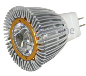 MR11 LED Punkt-Glühlampe 3W