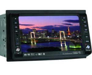 차 DVD 플레이어 (KVA-266)