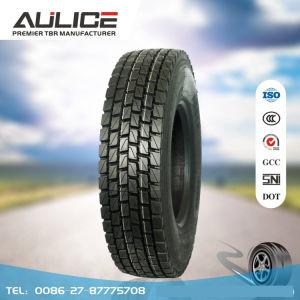 Aulice Tubeless / de pneus pour camions et autobus (AR819 TBR Pneus 315/80R22.5 & 12R22.5) pour la mi-Long Distance sur l'État et de la route route