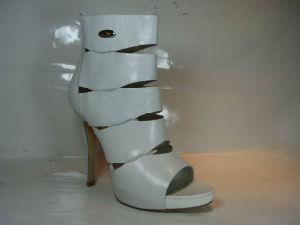 Haut talon sandale chaussure (532-32 311)