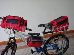 Полный набор Велосумка солнечной энергии (STD)