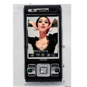 quad band Web TV DUPLO SIM cards Telefone móvel multifuncional