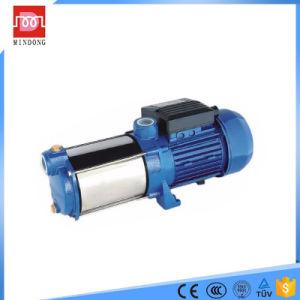 Pompa centrifuga a più stadi verticale orizzontale elettrica di doppia aspirazione di caso di spaccatura