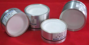 Lacl3 Ce Scintillator, het Kristal van Ce Lacl3, het Kristal van het Chloride van het Lanthaan
