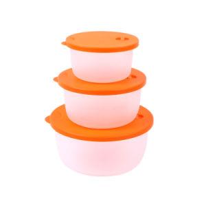 Comida de plástico Caixa de contentores do molde de injeção de molde