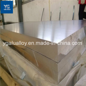 7075 поддельных сплава алюминиевую пластину