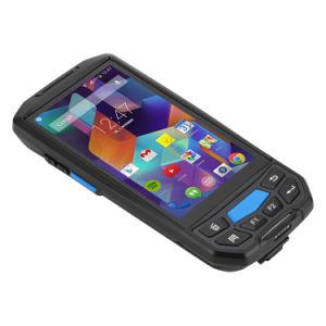 8mのカメラのZigbee NFCの読取装置が付いている手持ち型レーザーのバーコードのスキャンナー