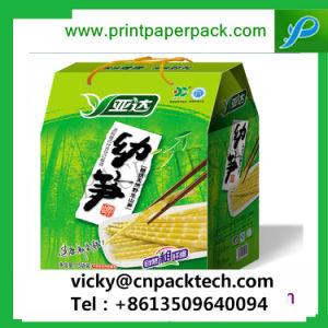 Plegable rígido personalizadas E-Flauta de bienes de consumo de alimentos pastel Cupcake cajas de embalaje caja de embalaje de cartón productos de electrónica