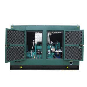 無声タイプ良質のBiogasの発電機セット