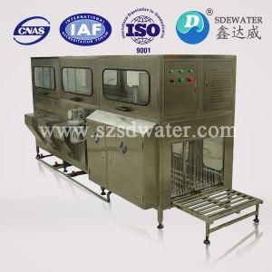 3-5 galones de agua mineral bombín de la máquina de llenado