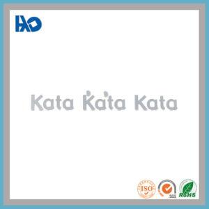 De fábrica útil ecológica personalizada etiqueta de vinilo adhesivo para la venta caliente
