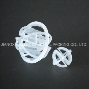 Plastic Petrochemische Willekeurige Verpakking tri-Pak