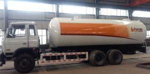 FAW 6X4 20CBM 25m3 para a África de caminhões de entrega de GPL