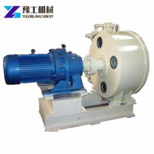Pompa peristaltica del tubo flessibile di compressione per il mortaio
