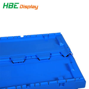 Frutas e Produtos Hortícolas Movendo Crate Caixa de volume de plástico