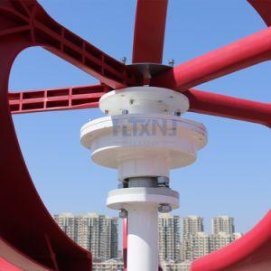 200W 12V/24V вертикальный ветровой турбины генератора с помощью контроллера заряда MPPT запуска 1,3 м