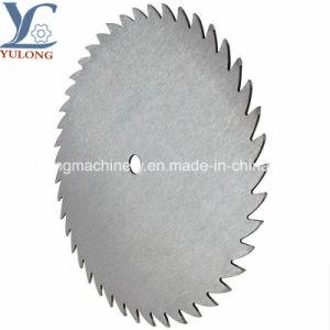 Haute qualité en acier à haute vitesse HSS la lame de scie de coupe en acier/cuivre/coupe en aluminium