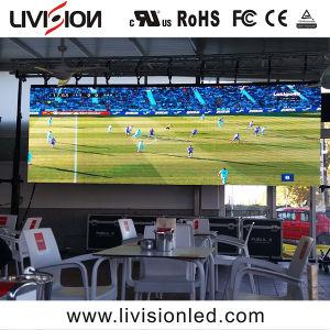 高品質のイベントのための適用範囲が広い屋外のレンタルフルカラーのLED表示スクリーンP3.9/4.8 LEDのパネル・ディスプレイ