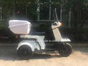 Tres ruedas triciclo eléctrico