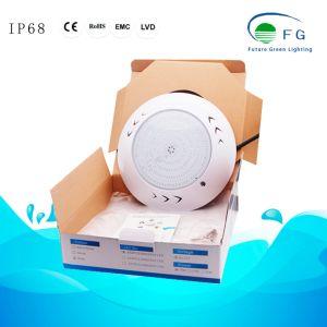18W Холодный белый теплый белый светодиодный индикатор заполнения полимера ПК под водой бассейн лампы