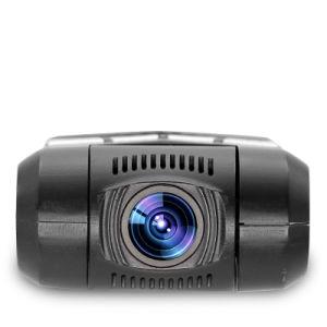 2,4 дюйма с двумя объективами Defifintion Dash Cam с функцией WiFi для записи с камер