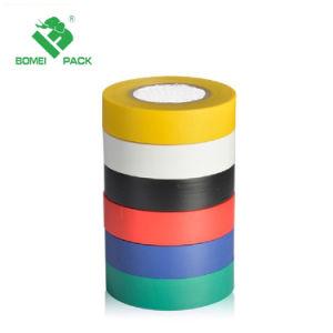 De beste Band van pvc van de Isolatie van de Kwaliteit Hittebestendige Kleurrijke Elektro Zelfklevende