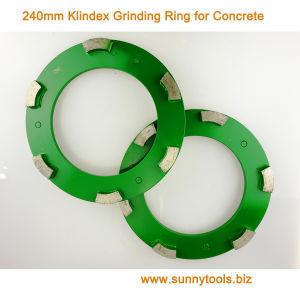 Disco di molatura del diamante di Klindex di 4 pollici per marmo