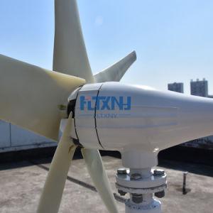 Совести рекомендуется! 600 Вт 24V с 5 модулями ветровой турбины