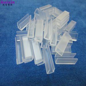Profilo grezzo del PVC della radura per il produttore-fornitore di vetro di 8mm