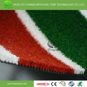 Prezzo poco costoso che esegue il tappeto erboso atletico dello Synthetic delle piste