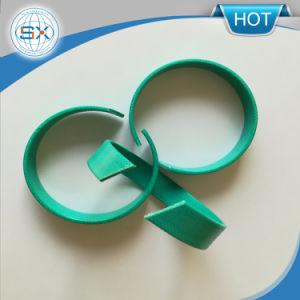 Anello idraulico di usura dell'anello della guida della guarnizione della resina durevole eccellente del poliestere