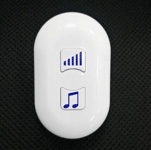 WiFi plástico Digital seguridad inalámbrica de música de la puerta de timbre Bell